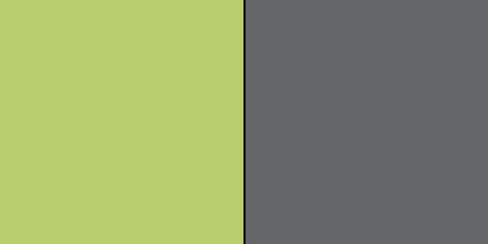 Verde / Gris